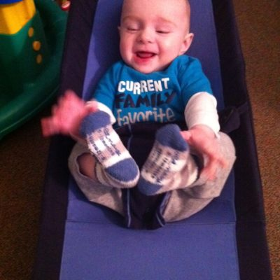 Review: Baby Bjorn Babysitter Balance