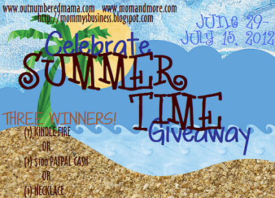 Celebrating Summertime Giveaway!