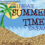 Blogger Opportunity: Celebrate Summer Giveaway