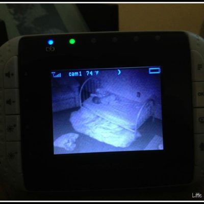Our New Baby Monitor