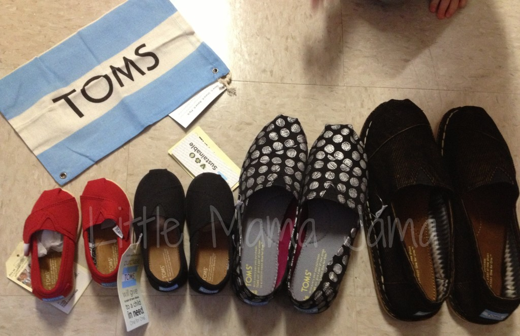 TOMS family