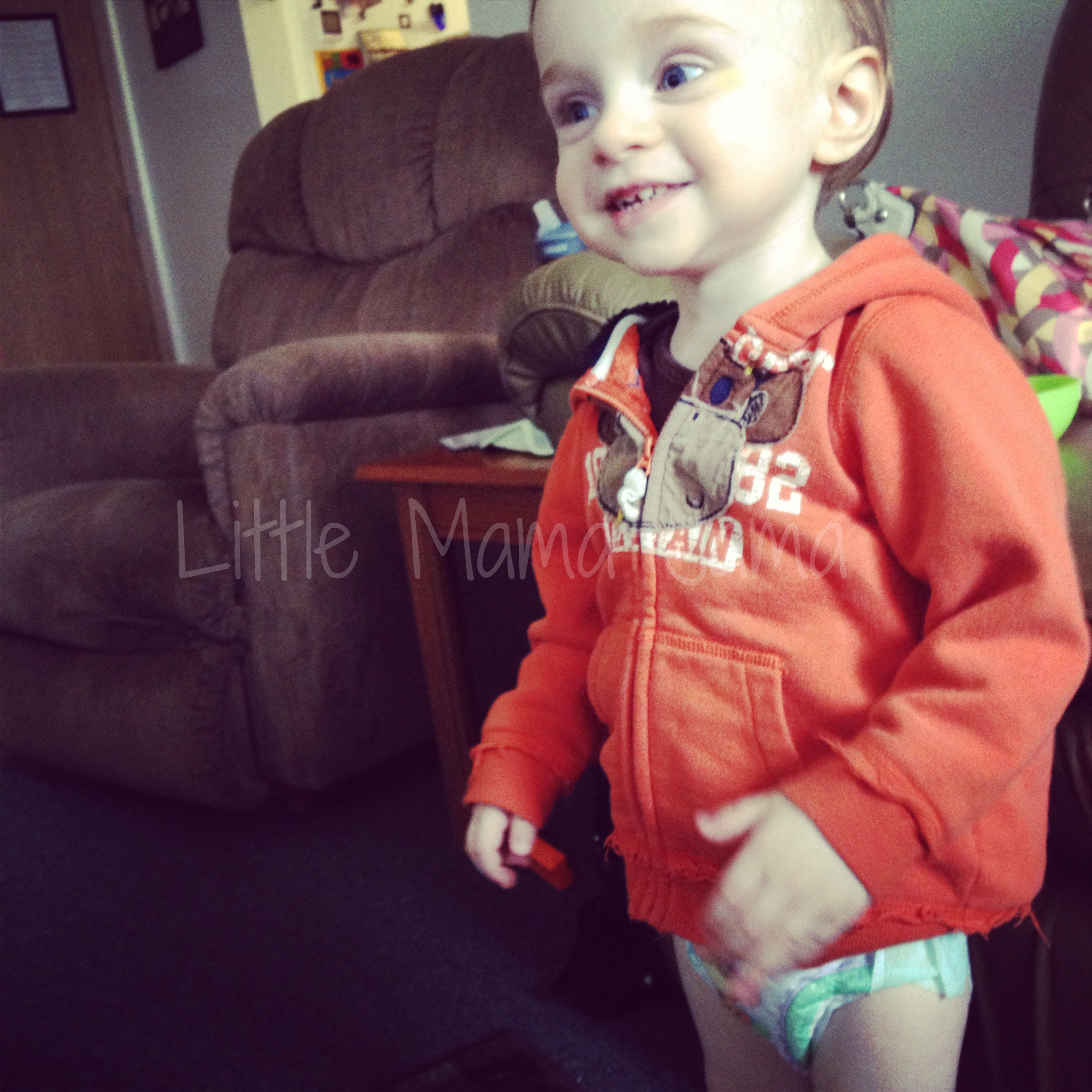 Active Baby or Toddler? Try Huggies Little Movers Slip On Diapers