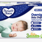 Keep Baby Dry Overnight: Parent's Choice Overnight Baby Diapers