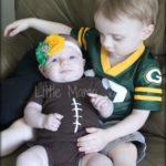 (Kinda) Wordless Wednesday: My Little Packer Fans