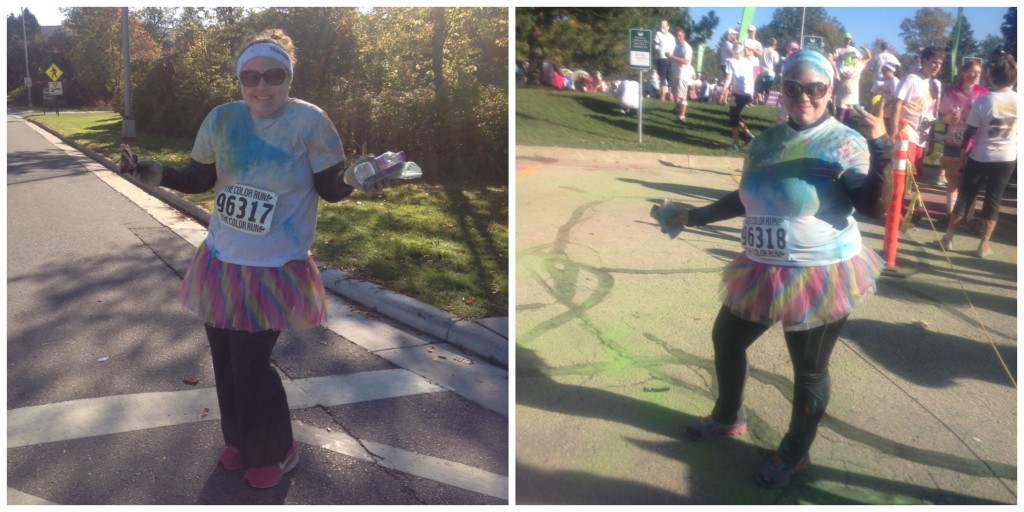 Color Run 2013 Collage 2