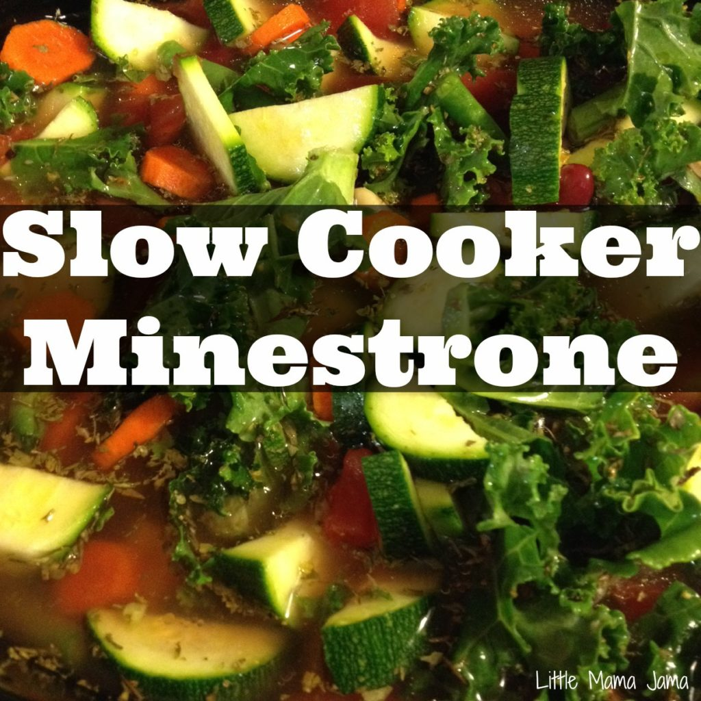 Recipe: Slow Cooker Minestrone