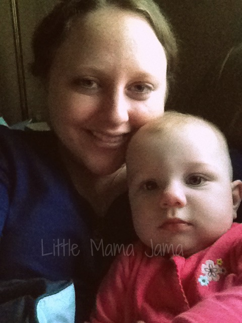 Baby Jo and Mommy 11.12.13