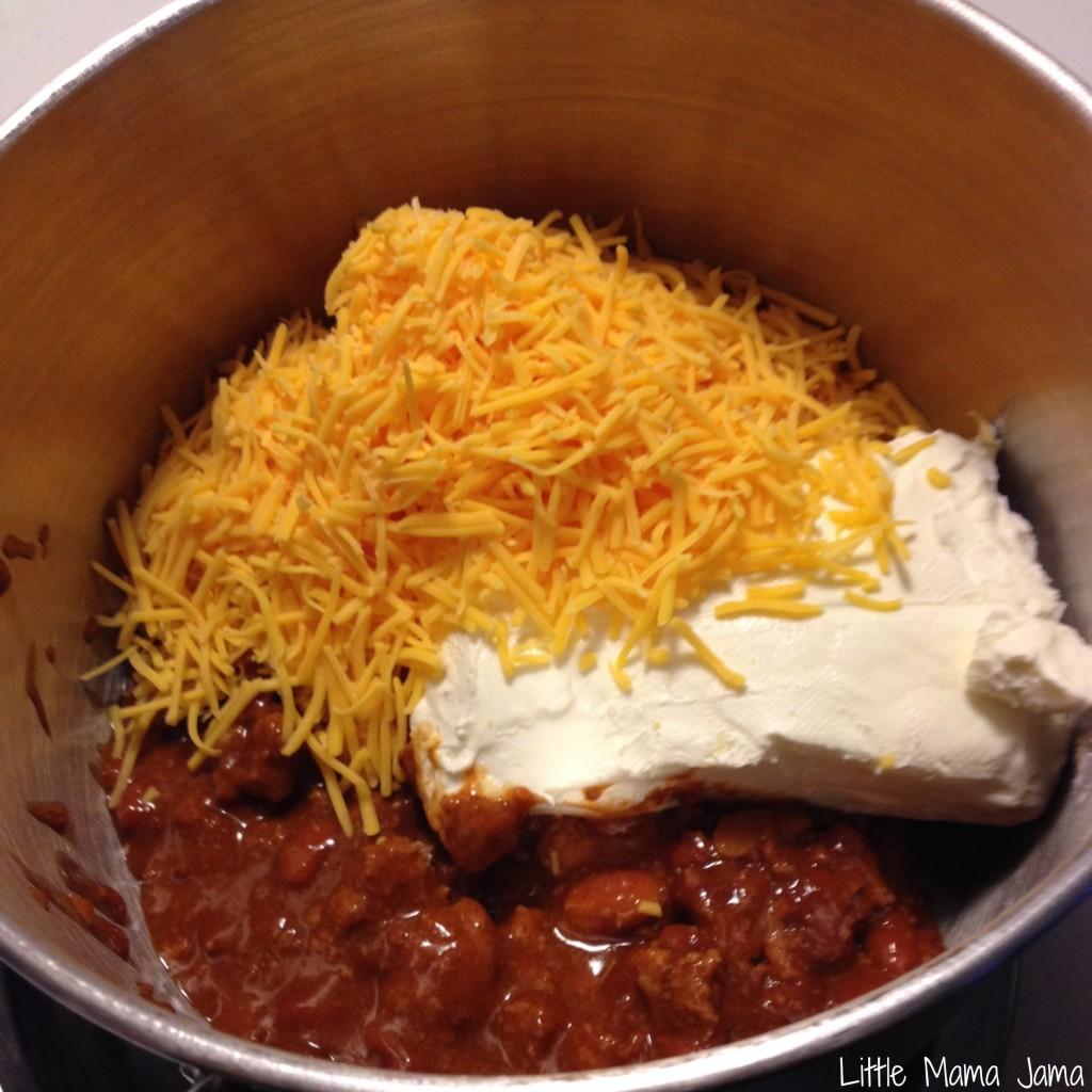 #ad Mini Corn Dogs Chili Cheese Dip