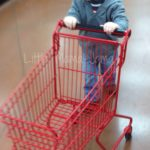 (Kinda) Wordless Wednesday: Speed Racer in Aisle 3!