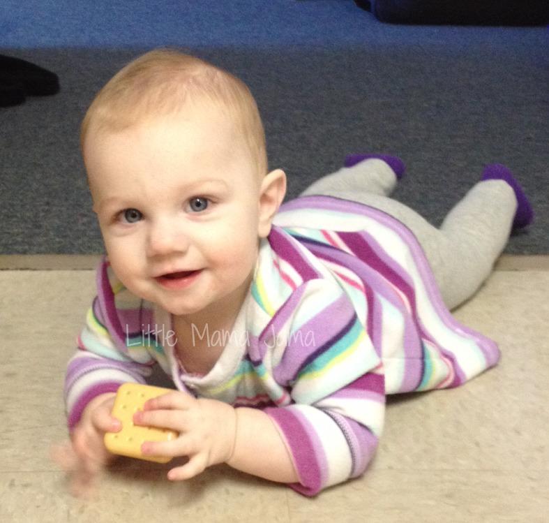 Baby Jo 9 months