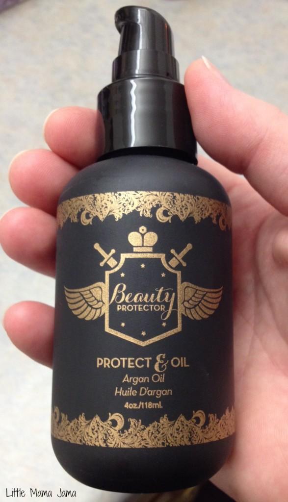 Beauty Protector Protect & Oil Argan Oil Hair Serum