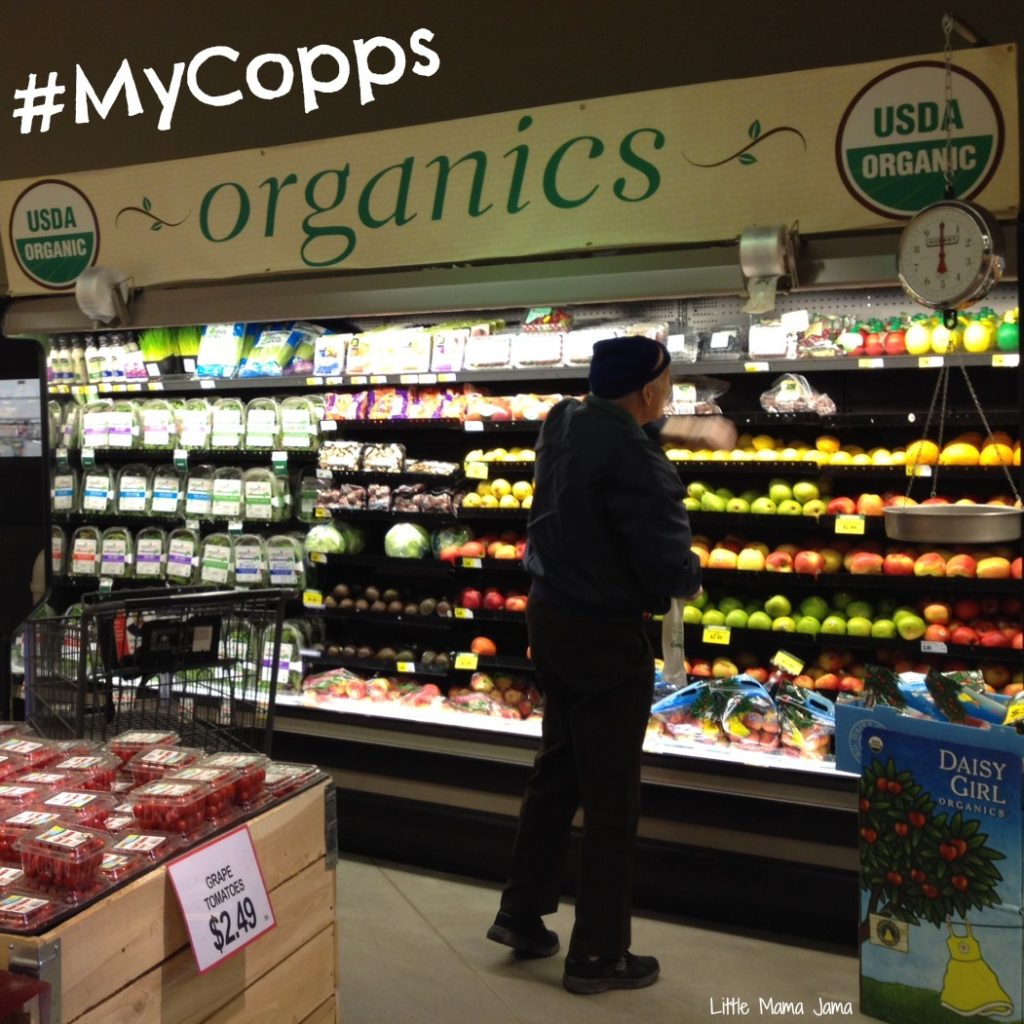 Organic Produce #MyCopps #shop #cbias