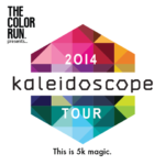 Be a Color Runner! The 2014 Color Run Kaleidoscope Tour