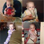 (Kinda) Wordless Wednesday: The Kristin/Baby Jo Likeness Continues!