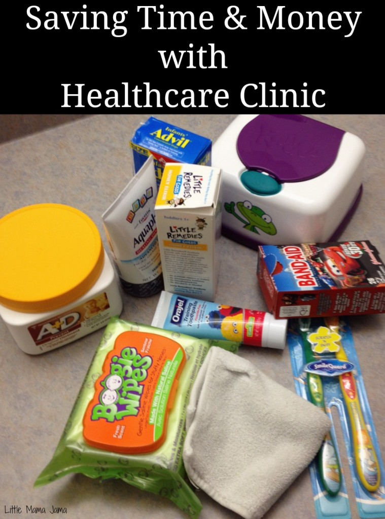Saving Time & Money with Healthcare Clinic #HealthcareClinic #CollectiveBias