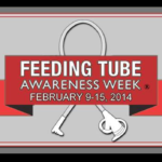 Celebrating Feeding Tube Awareness Week with my Tubie!