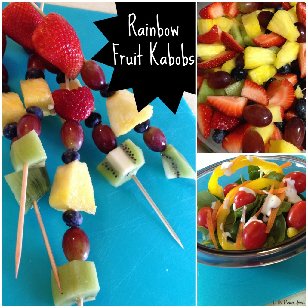 Rainbow Fruit and Vegetables #ProtectPixieHollow #shop
