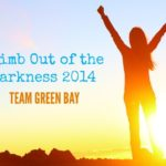 Climb Out of the Darkness for Postpartum Progress with Team Green Bay!