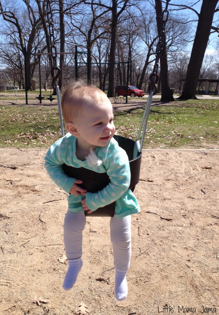 Baby Jo gets her exercise at the park #NaturalProbiotic #shop #cbias