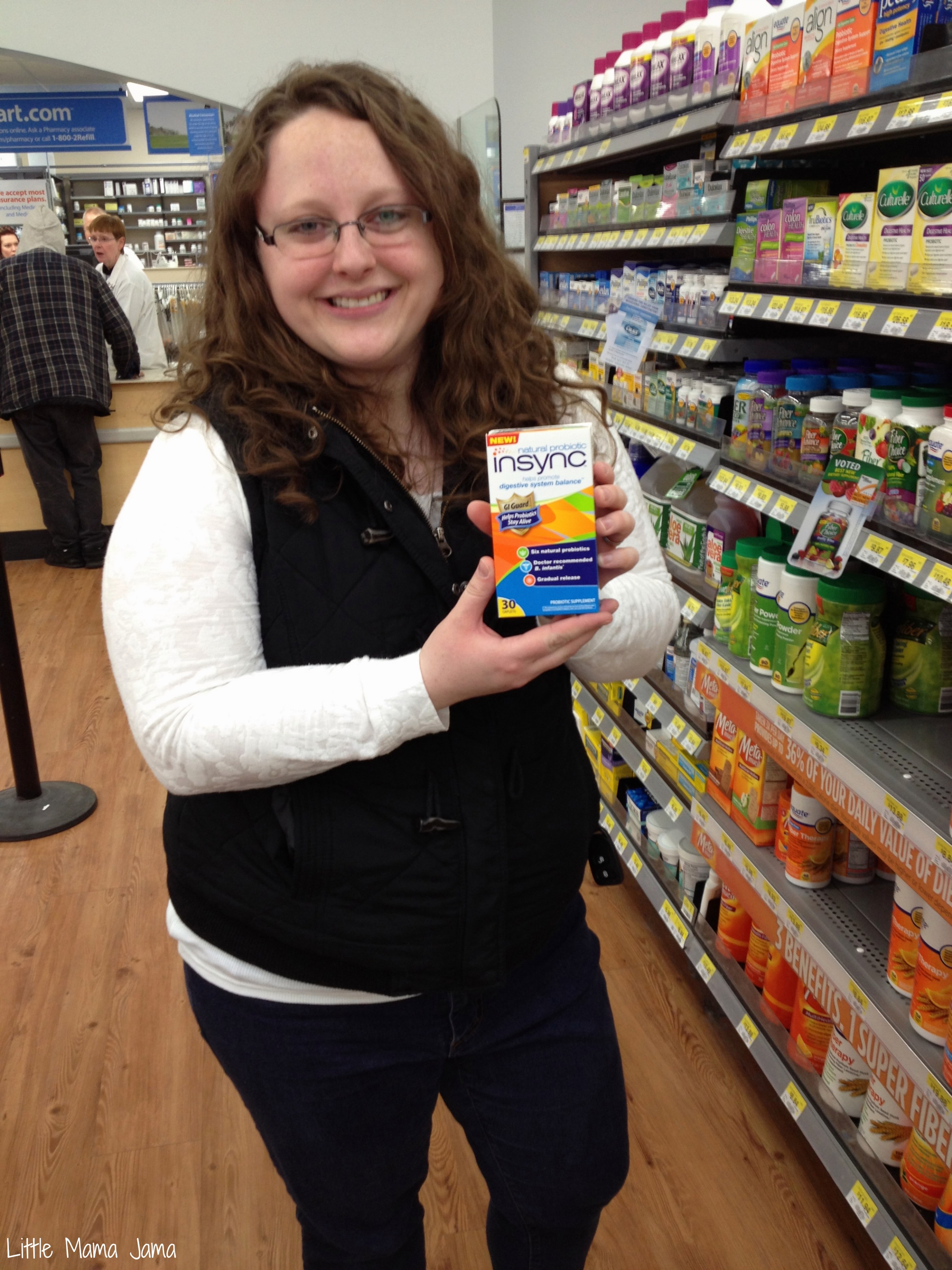 Buying #NaturalProbiotic at Walmart #shop #cbias