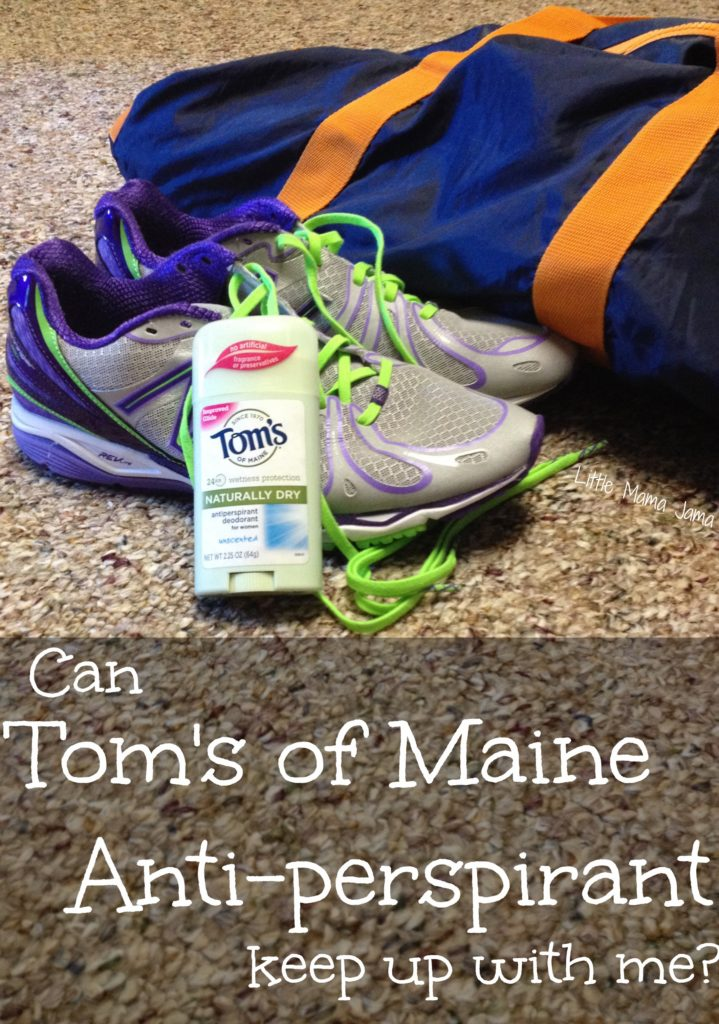 Can Tom's of Maine Anti-perspirant keep up with me #FreshNaturally #shop #cbias