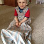 Review: Soft, Organic Cotton Sleep Sack by Merino Kids