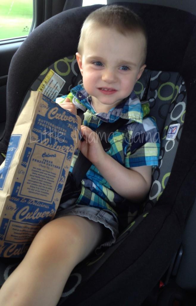 C likes Culver's cheese curds #tubie #gtube
