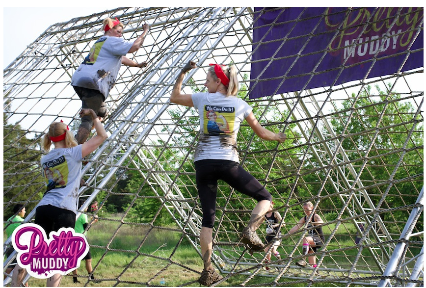 Pretty Muddy Dallas 2