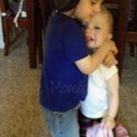 (Kinda) Wordless Wednesday: Sister, I need a hug.