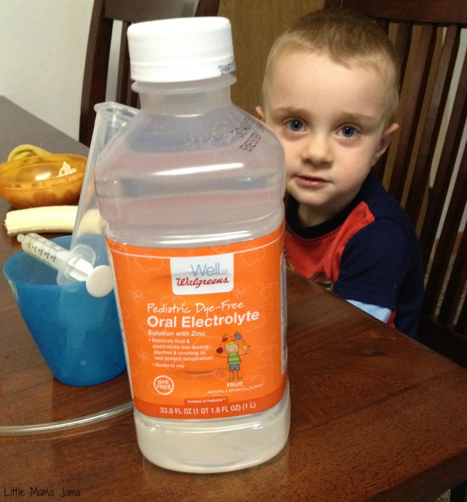 Well at Walgreens Pediatric Dye-Free Oral Electrolyte for my #tubie #MomsMeet