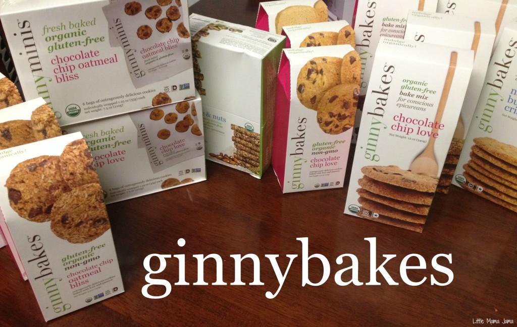 ginnybakes product line #momsmeet