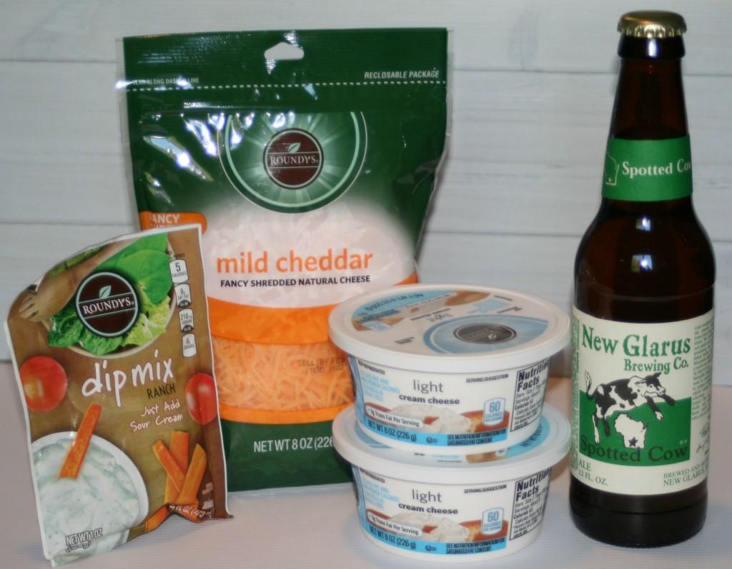 Beer Cheese Dip ingredients #MyPicknSave #CollectiveBias #shop