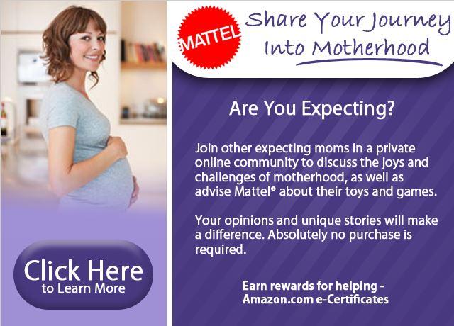Mattel Expecting Moms Image