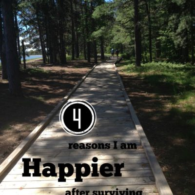 4 Reasons I am Happier After Surviving Mental Illness