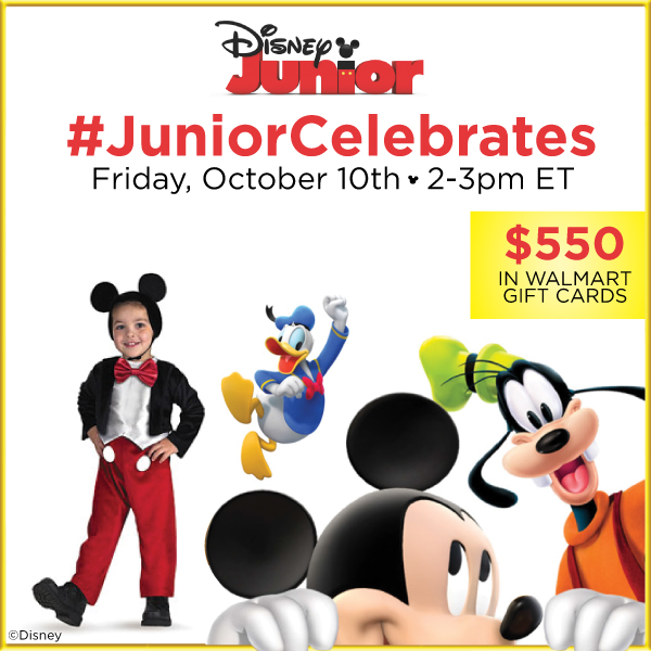 #JuniorCelebrates-Twitter-Party-10-10- 2pmEST