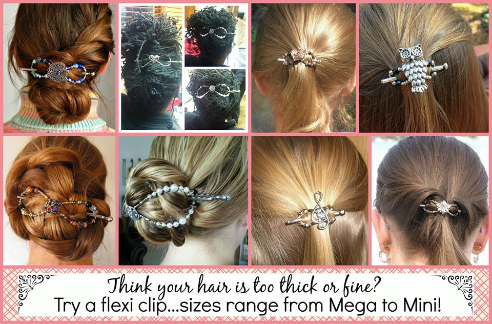 Lilla Rose clips