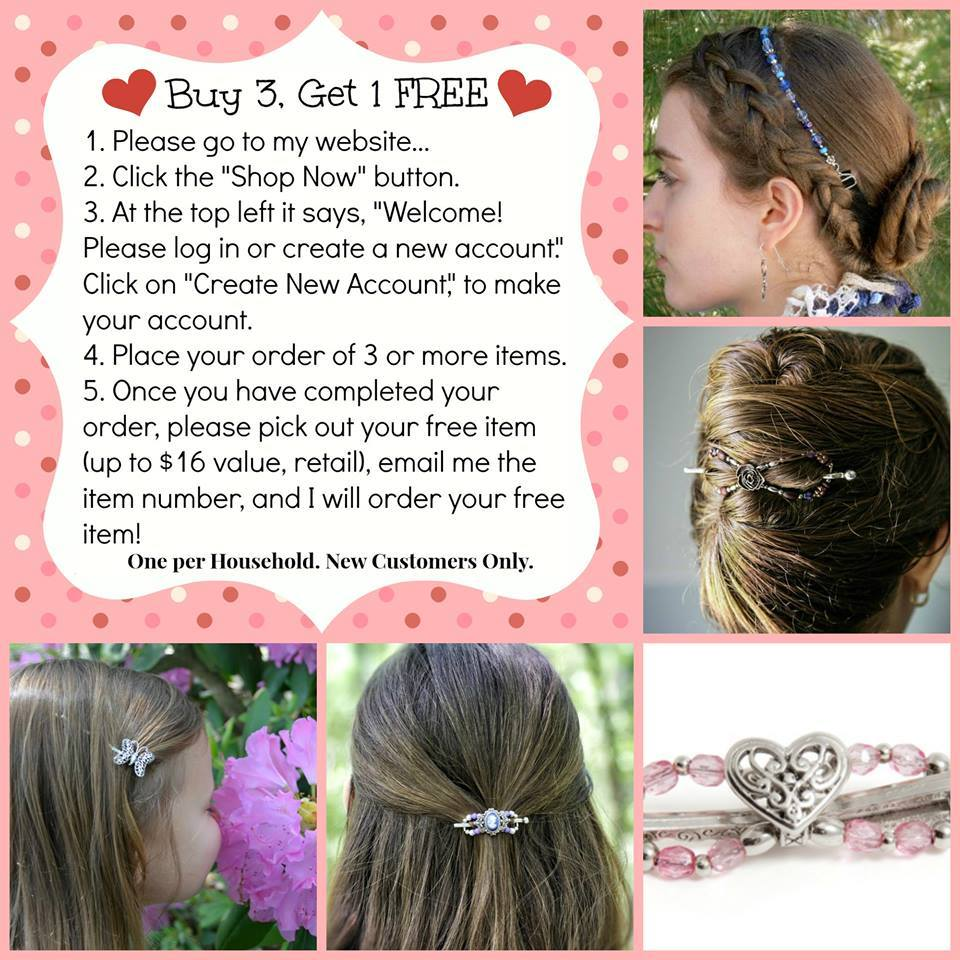 Lilla Rose offer
