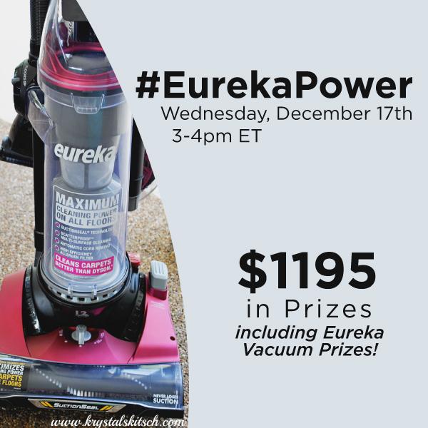 #EurekaPower-Twitter-Party-12-17-3pmEST