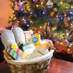 Holiday Guest Self-Care Baskets with Immune Support