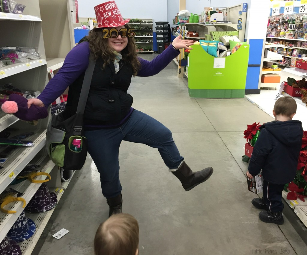 Dance in the seasonal section #DropShopAndOil #ad