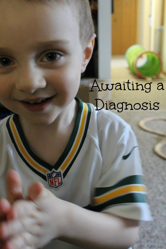 Awaiting a Diagnosis: Emotional Purgatory