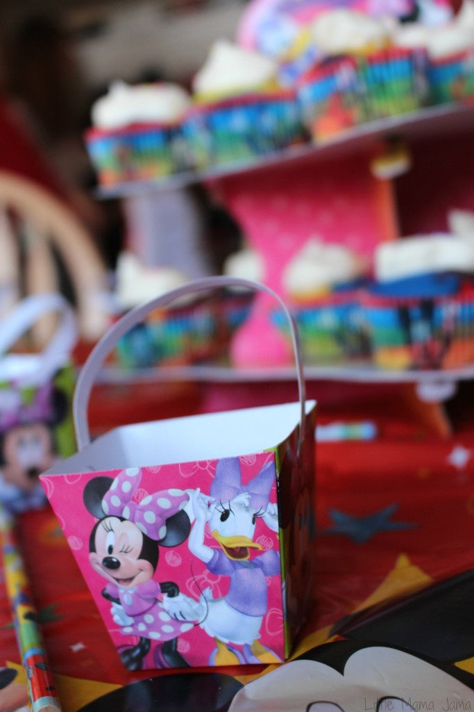 Minnie Mouse Snack Pails #DisneySide