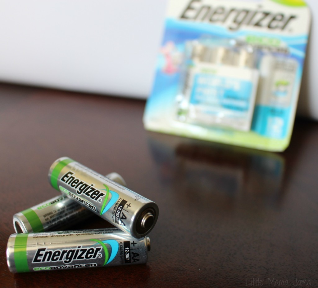 Energizer EcoAdvanced Batteries #BringingInnovation #ad