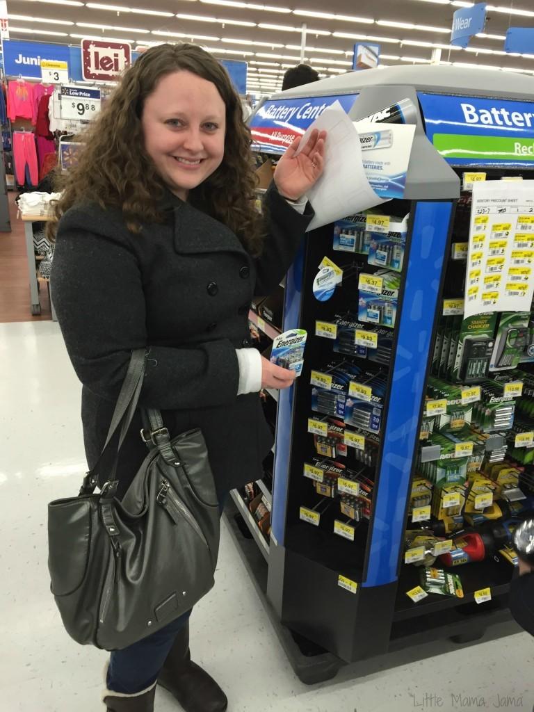 Find Energizer EcoAdvanced batteries at Walmart #BringingInnovation #ad