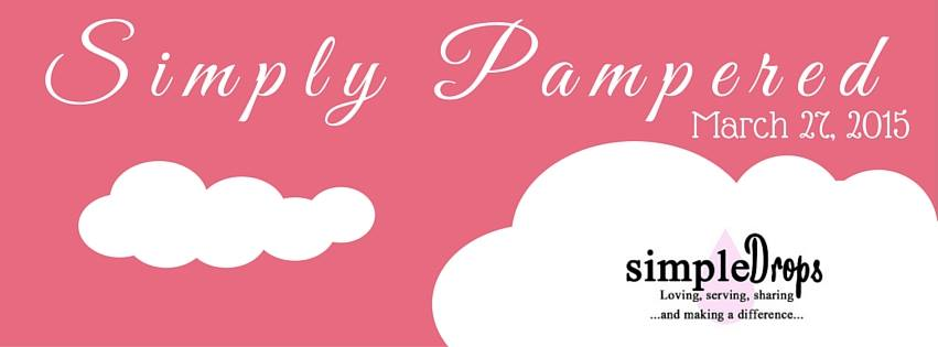 Simply Pampered Facebook Event