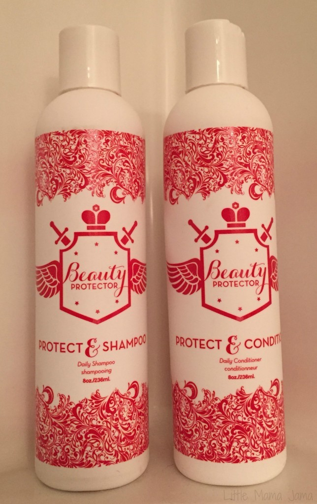 Beauty Protector shampoo and conditioner #ad
