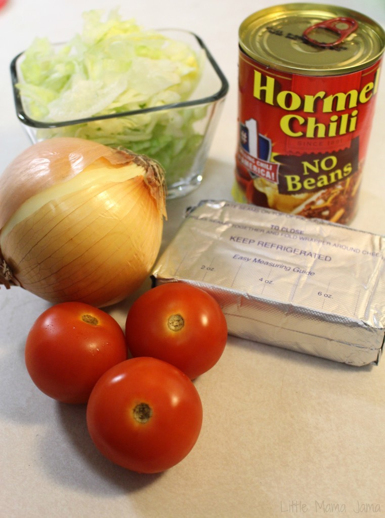 5 layer chili cheese dip ingredients
