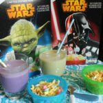 Breakfast Party with new Star Wars Cereal (and a coupon)!