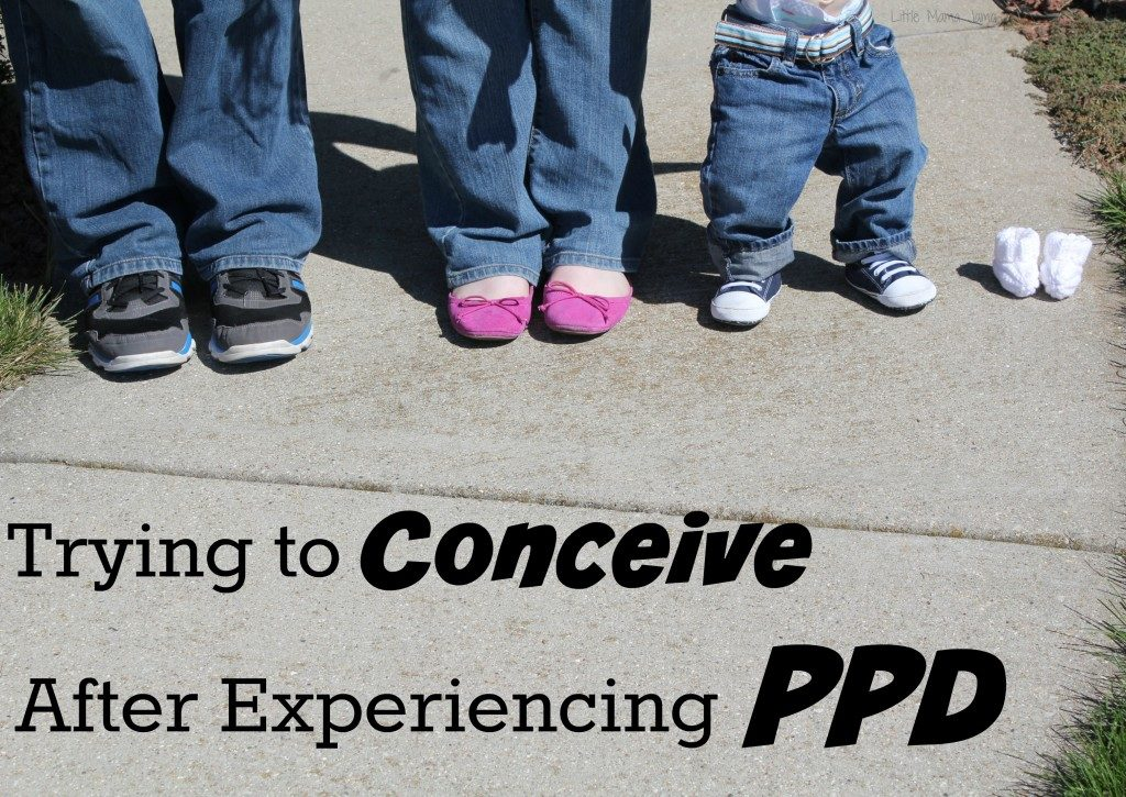 Trying to Conceive After Experiencing PPD #ad #TTC #AstroglideTTC #Conception
