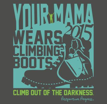 Your Mama Wears Climbing Boots #climbout